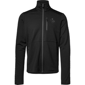 Sweet Protection Crusader Fleece Jacket Herre Black